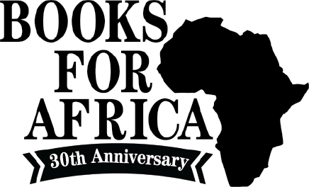 This weekend, Books for Africa will celebrate having shipped millions of free books to every country in Africa