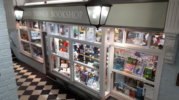 A(nother) UK bookshop has appealed to Twitter for help --- but is it sustainable?