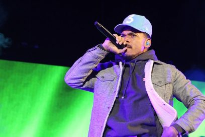 Chance the Rapper raps about owning the local news site <i>Chicagoist</i>, which happens to be fact