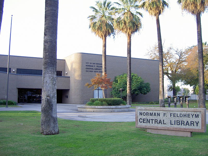 The San Bernardino Libraries have received a $10,000 grant for bilingual books