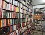 A man who has 30,000 books in his house is using them to open a bookstore