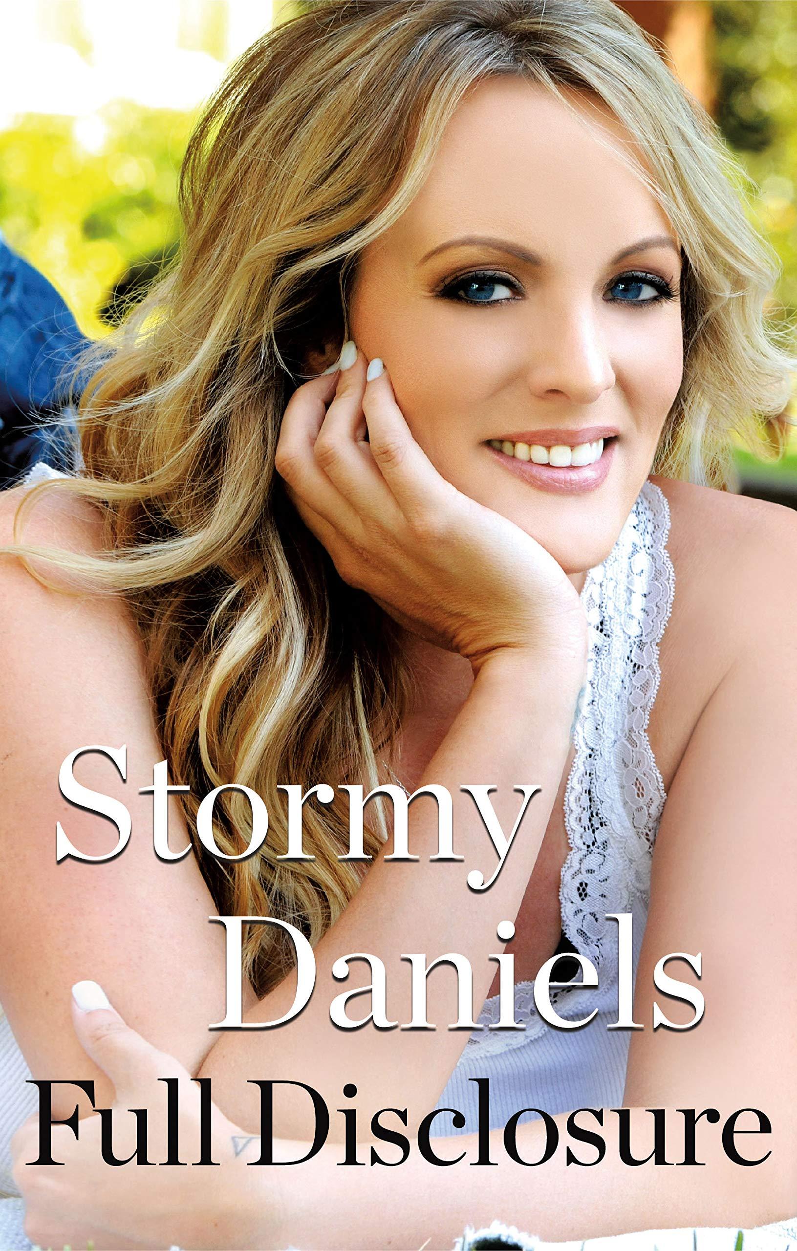 Details on Stormy Daniels' memoir slowly appearing in advance of publication
