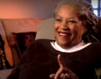 Toni Morrison on what motivated her to write her first novel