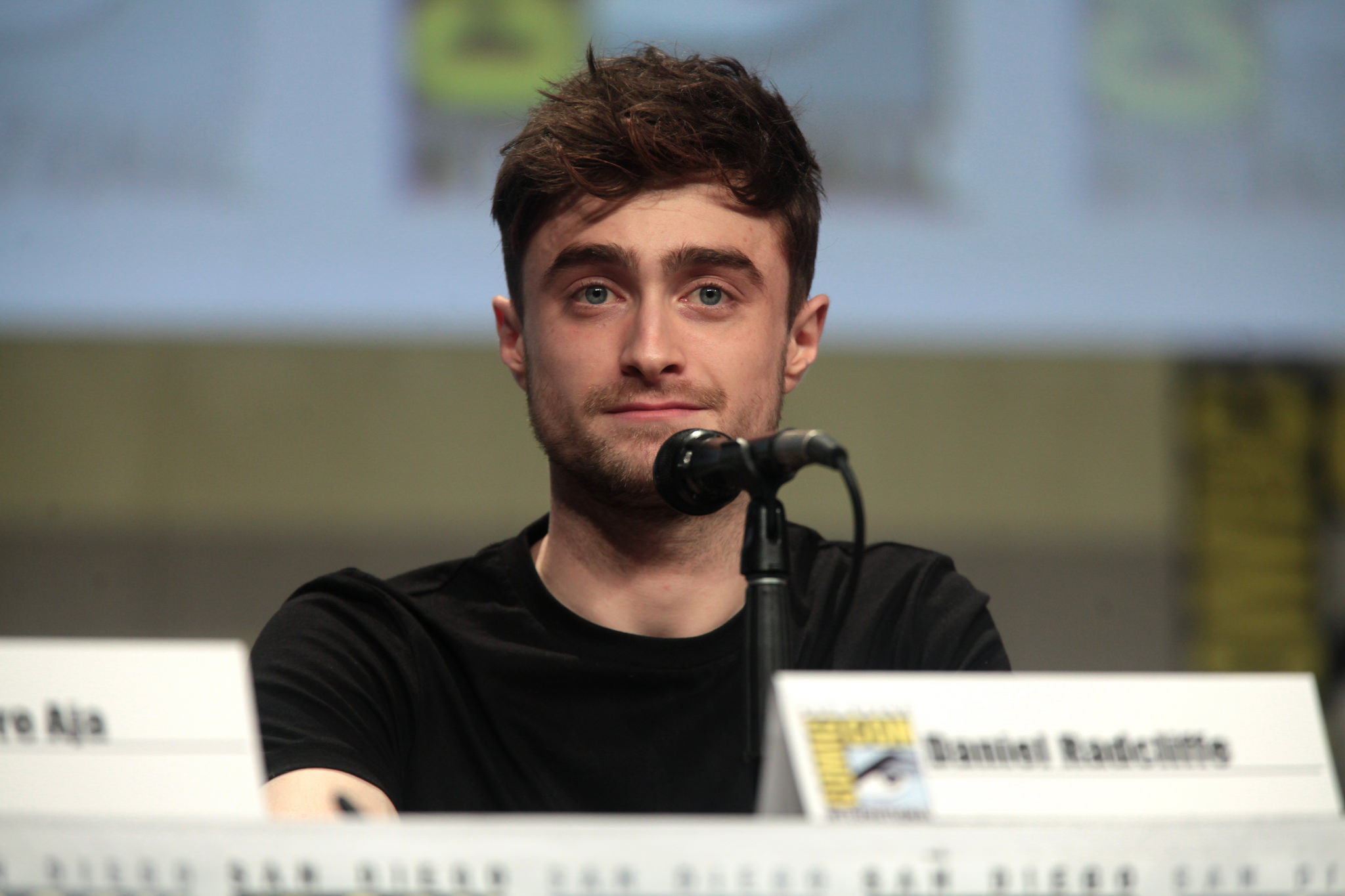 Harry Potter volunteered as a fact-checker for The New Yorker