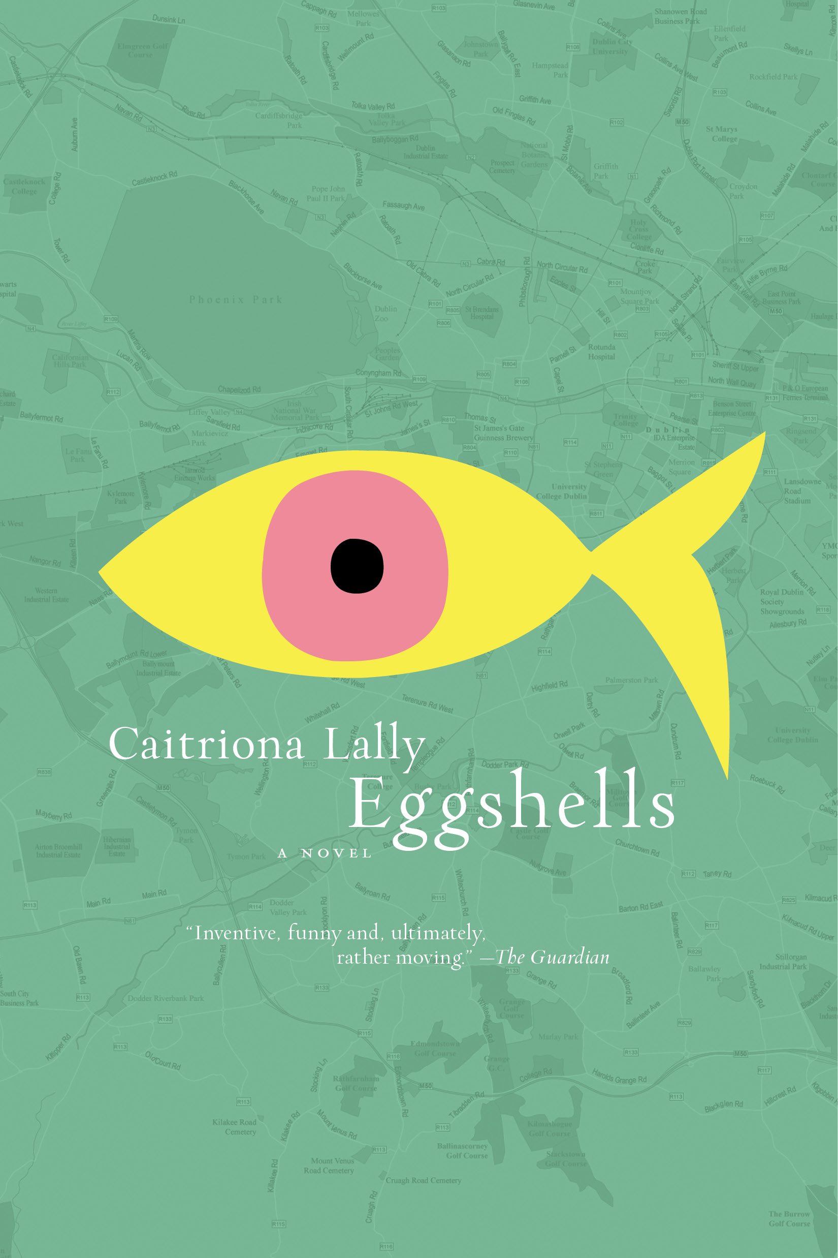 Melville House author Caitriona Lally wins the Rooney Prize