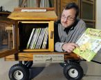 Todd Bol, founder of Little Free Library, has died