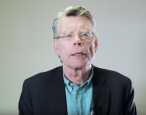 Stephen King's satirical writing advice