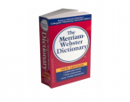 Time travel with Merriam-Webster