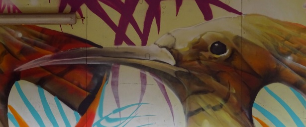 Former college art-book thief enjoys new attention as local muralist in upcoming art festival