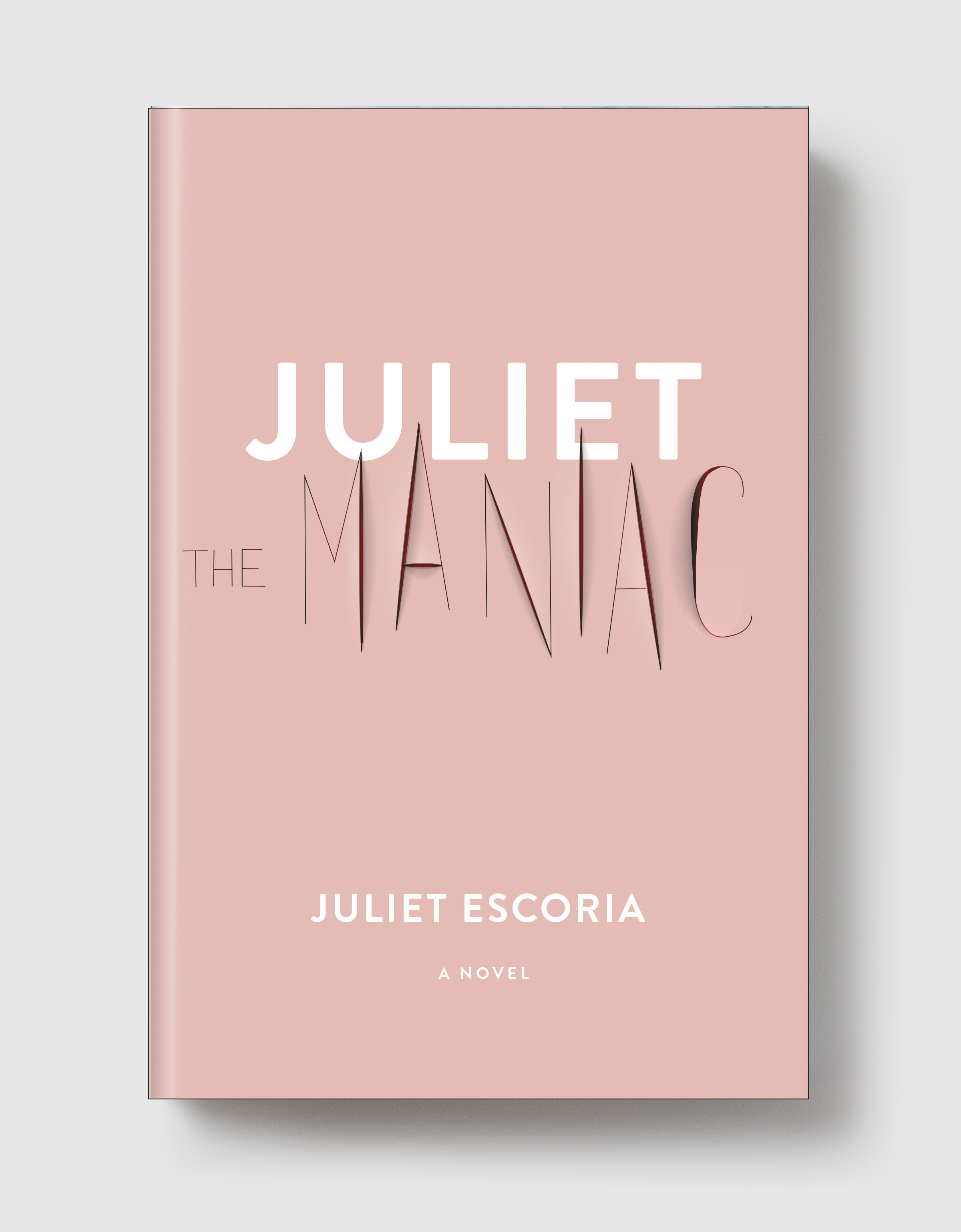 Listen to Juliet Escoria's curated soundtrack for her debut novel <i>Juliet the Maniac</i>