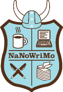 NaNoWriMo is here!