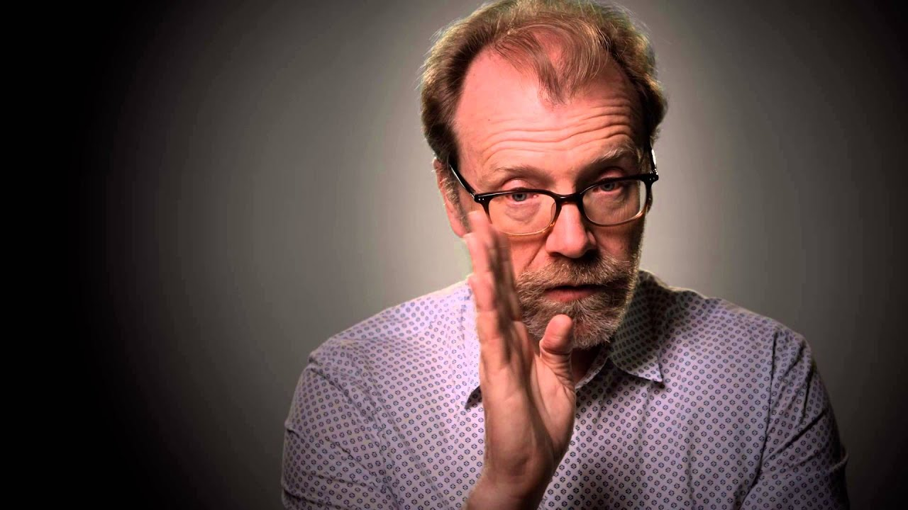 George Saunders discusses storytelling
