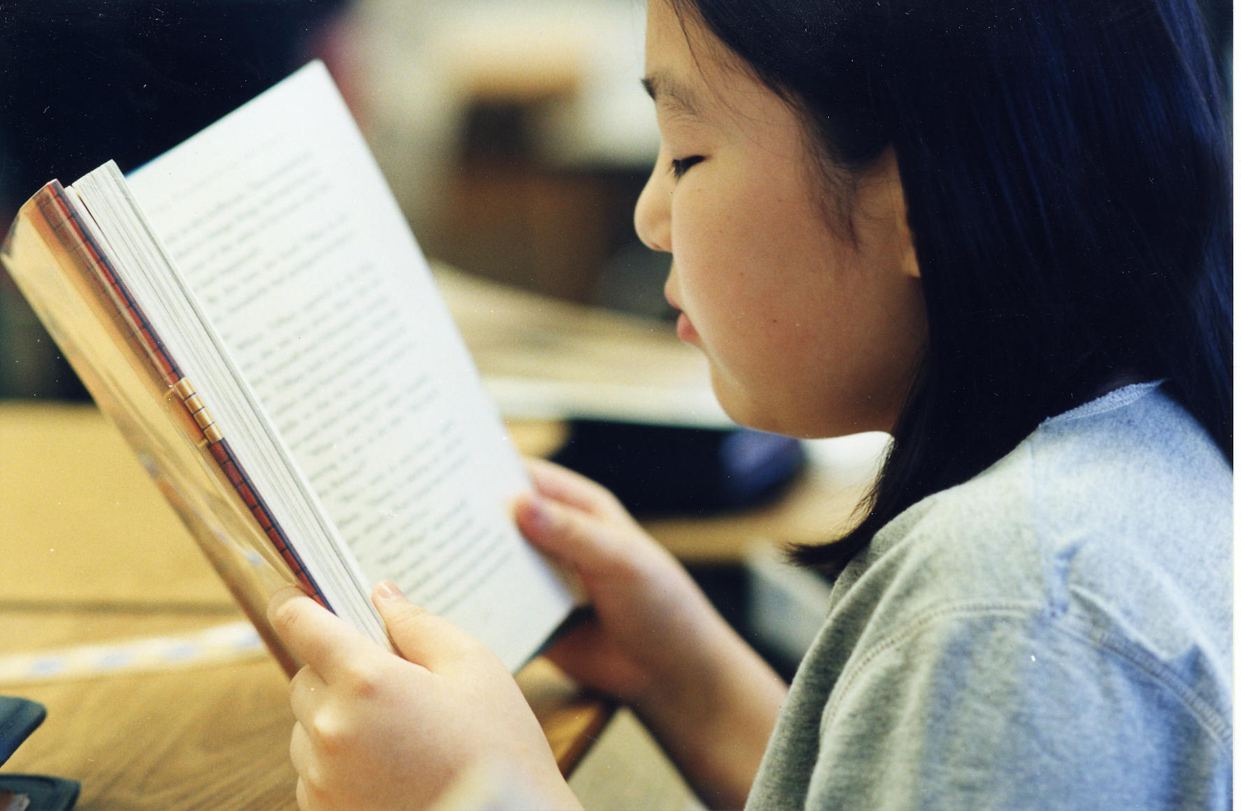 Study shows that reading fiction helps us read each other