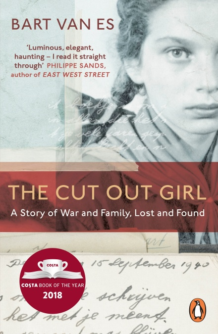 A true tale of Holocaust survival wins the Costa Book of the Year Award