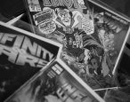 France's burgeoning world of comic books