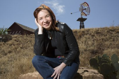 Join us for a Reddit AMA TODAY with Katharine Hayhoe—a lead author of the US National Climate Assessment