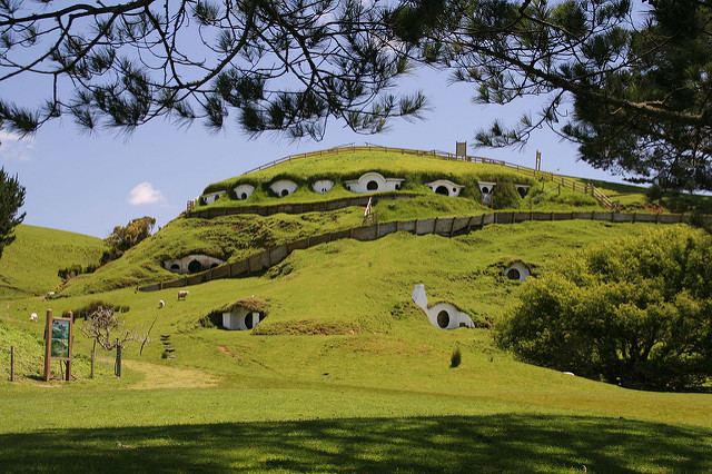Visit Middle Earth in Midtown Manhattan