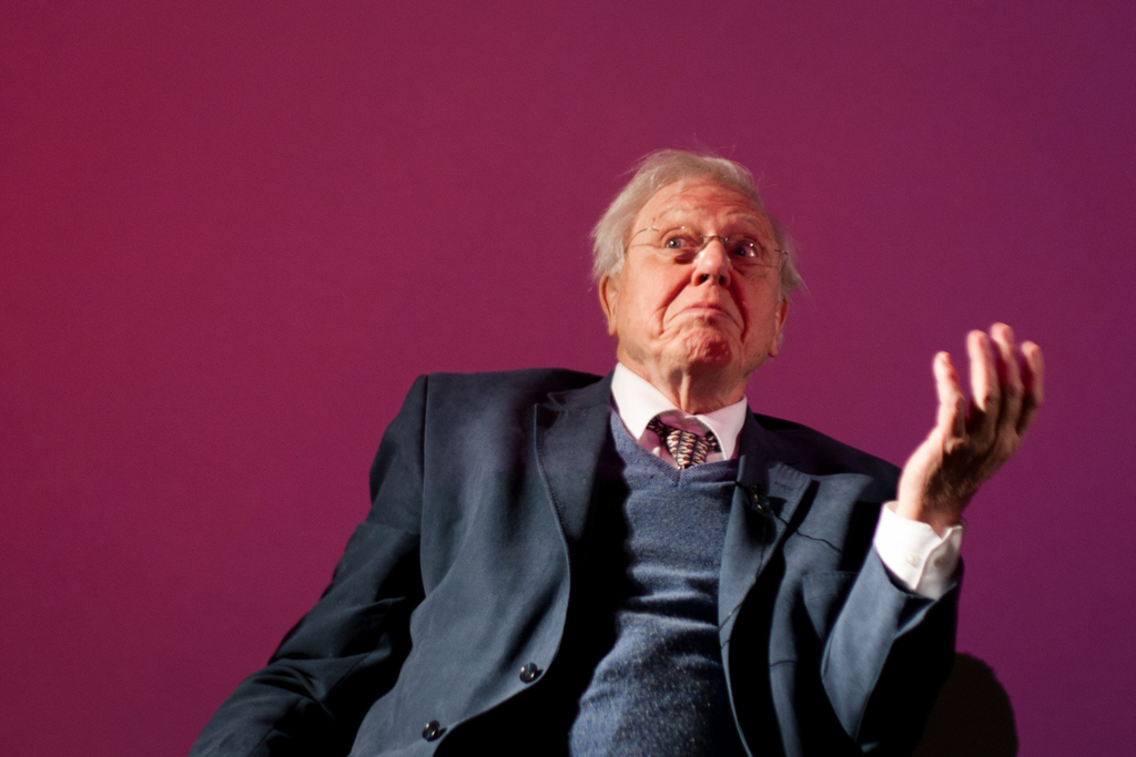 Sir David Attenborough turns 93; launches remix competition