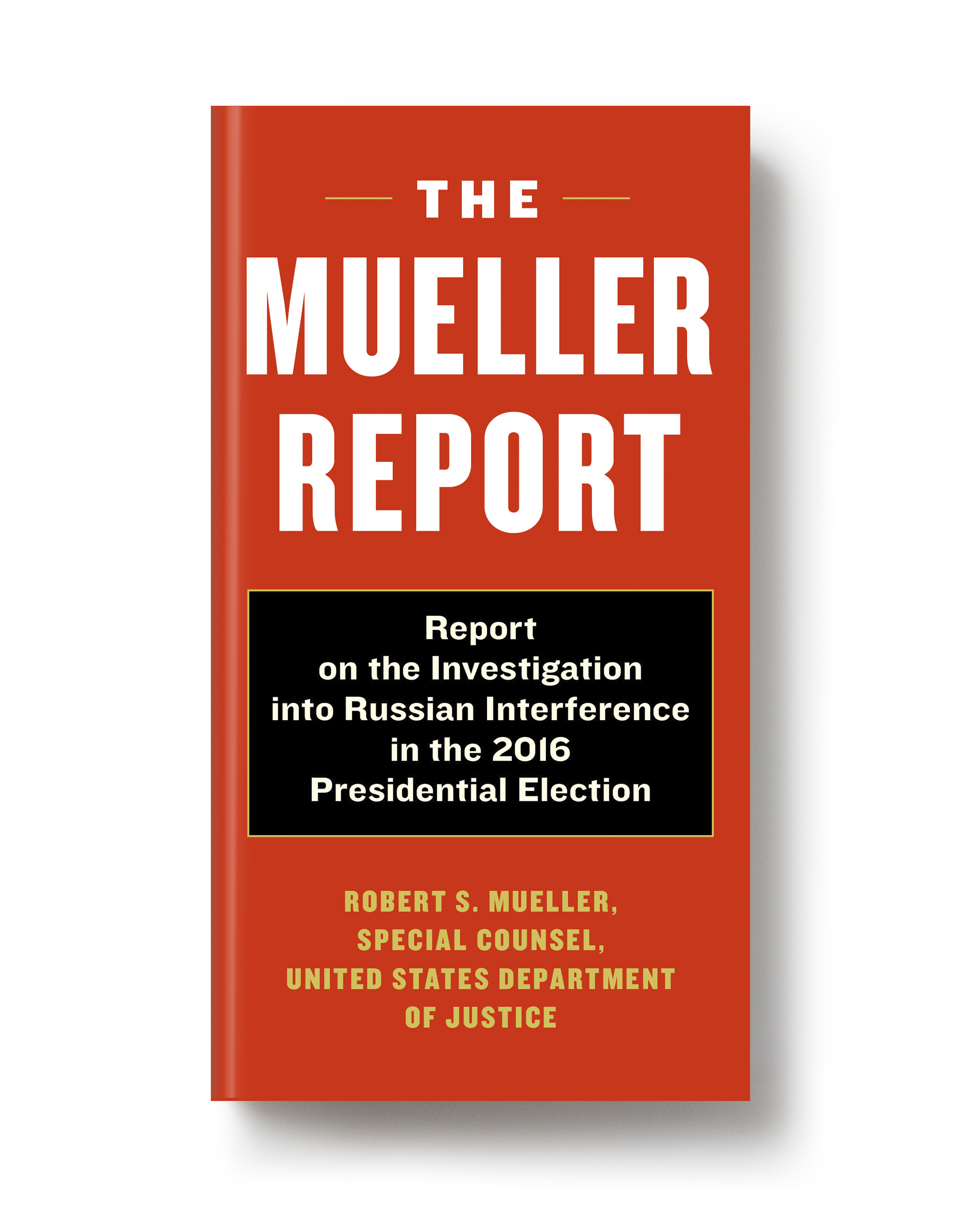 Mueller Report reading groups are popping up everywhere