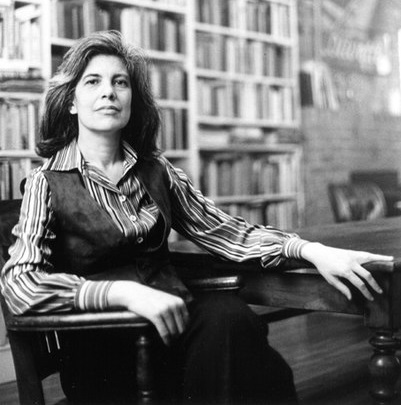 Susan Sontag ghostwrote her ex-husband's most notable book