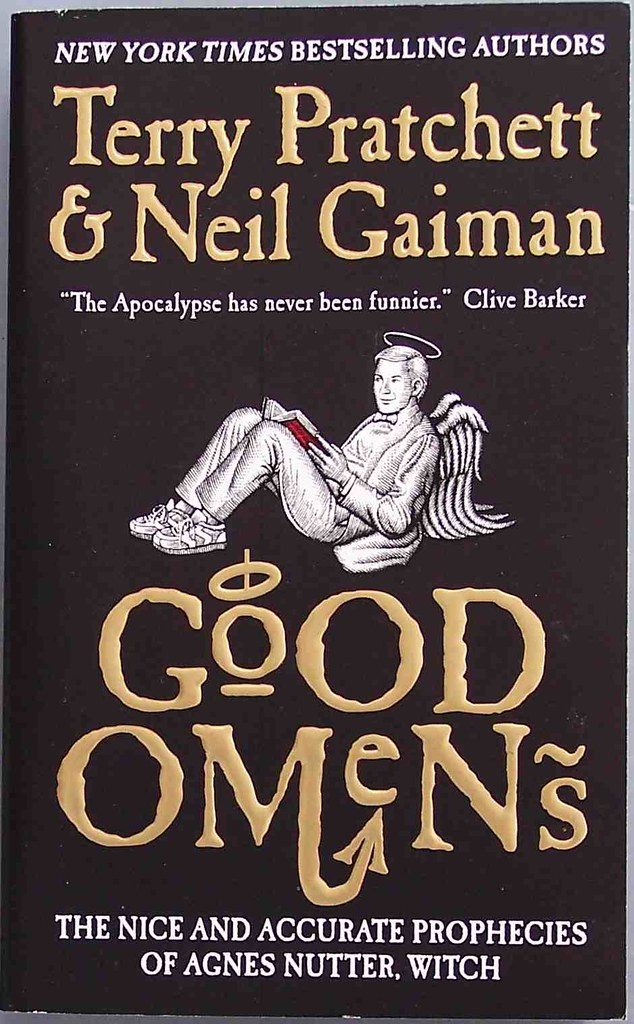 Bored Christians petition wrong company to cancel Good Omens adaptation