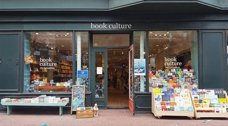 New York's Book Culture stores seek help . . . but this isn't a fundraiser