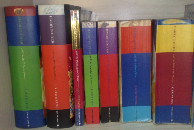 Could your Harry Potter collection make you a small fortune?