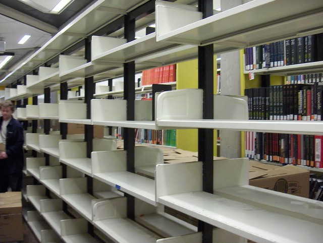 Thief jailed for stealing over £80,000 worth of library books
