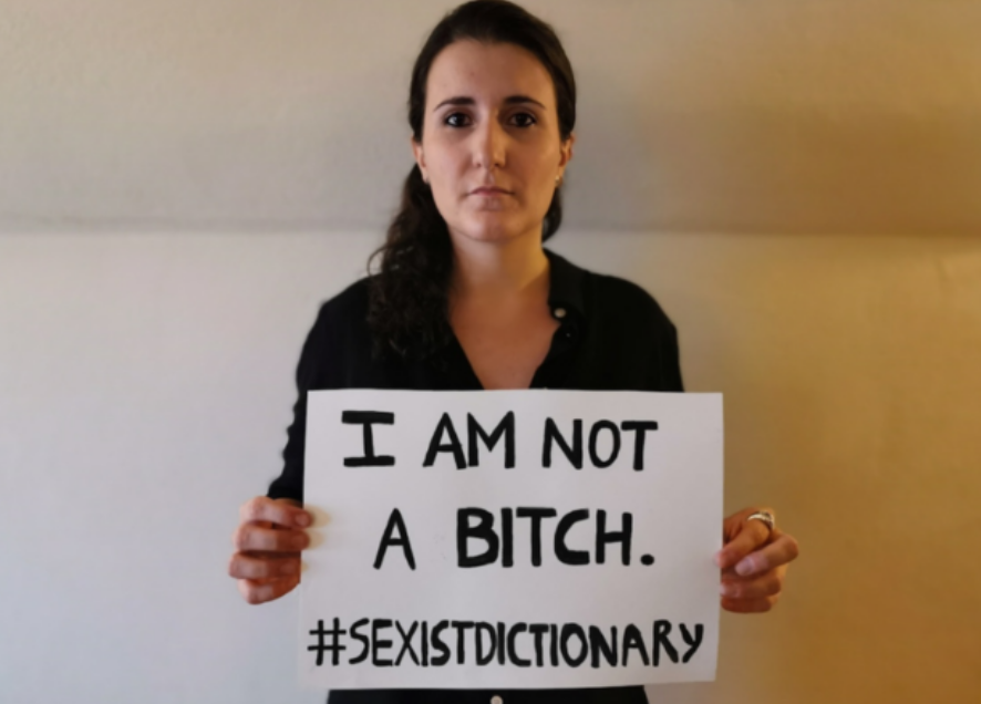 "Readers protest outdated dictionary entries; ""What's the Matter With Being Sexy,"" asks UK honcho"