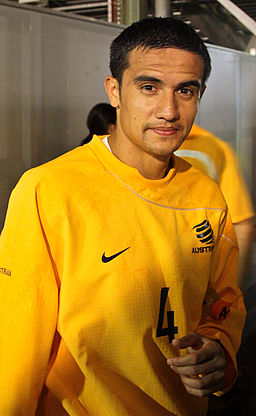 Australian football legend Tim Cahill to add to children's book series