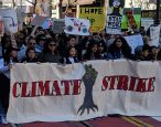 """Climate strike"" is chosen as 2019's word of the year"