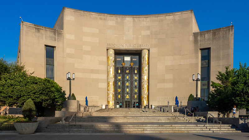 Brooklyn Library names Mary Mattingly as 2020's Artist in Residence