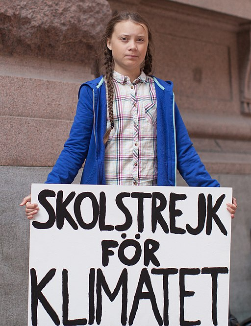 Greta Thunberg named TIME person of the year; jointly scoops Waterstones book of the year