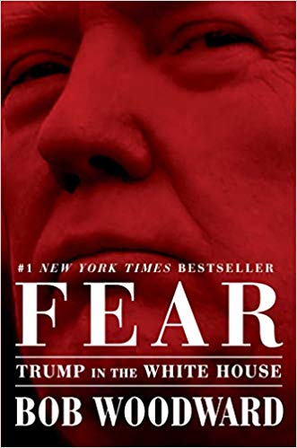 Bob Woodward has interviewed Trump for his follow-up to Fear