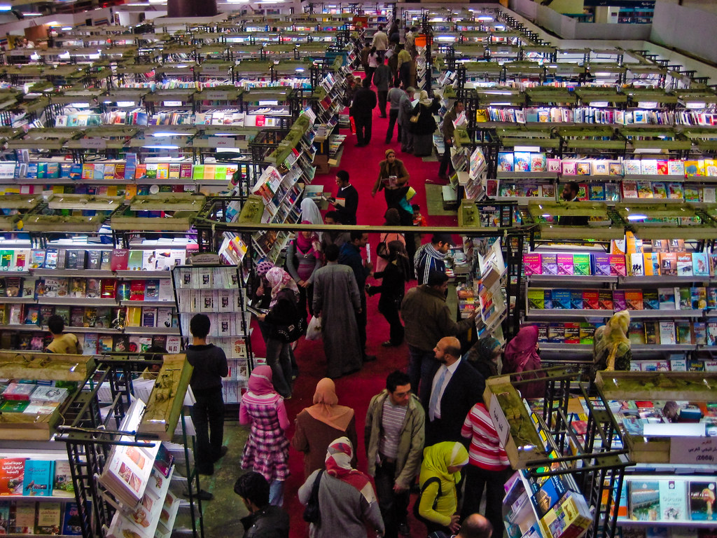 Cairo controversy: Egyptian publisher banned from book fair as owner languishes in jail