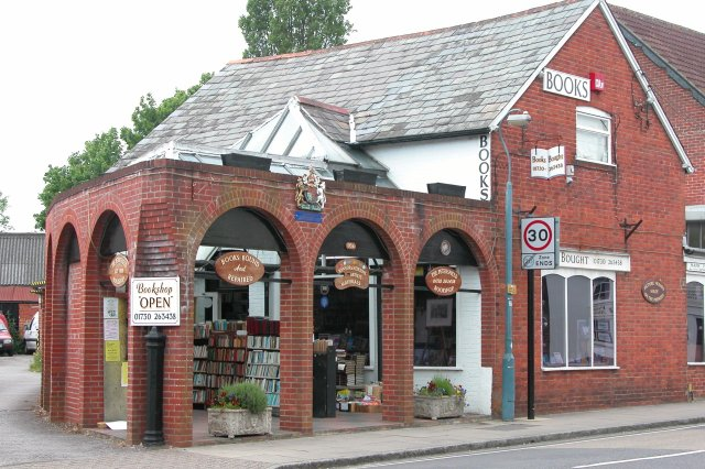 "Petersfield Bookshop gets online boost after ""tumbleweed"" tweet"