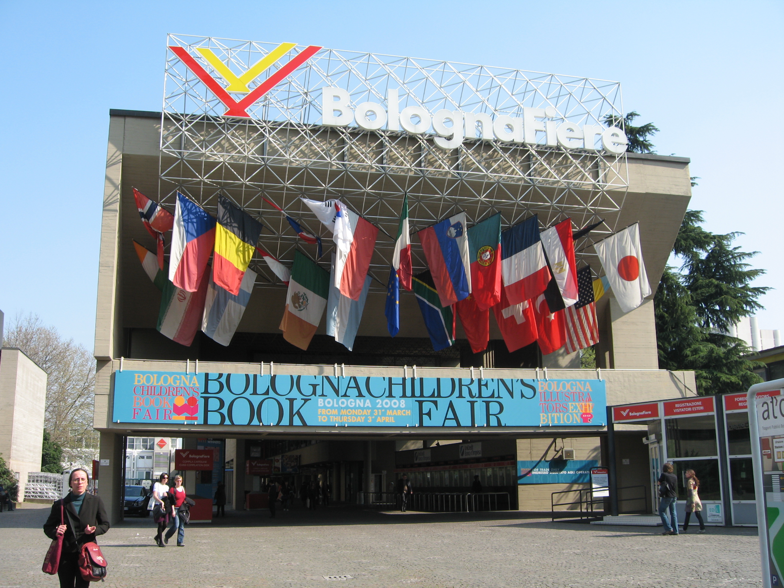 COVID-19 forces Italian book fair to reschedule