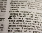 Derogatory dictionary debated; Brits bashed for bigotry