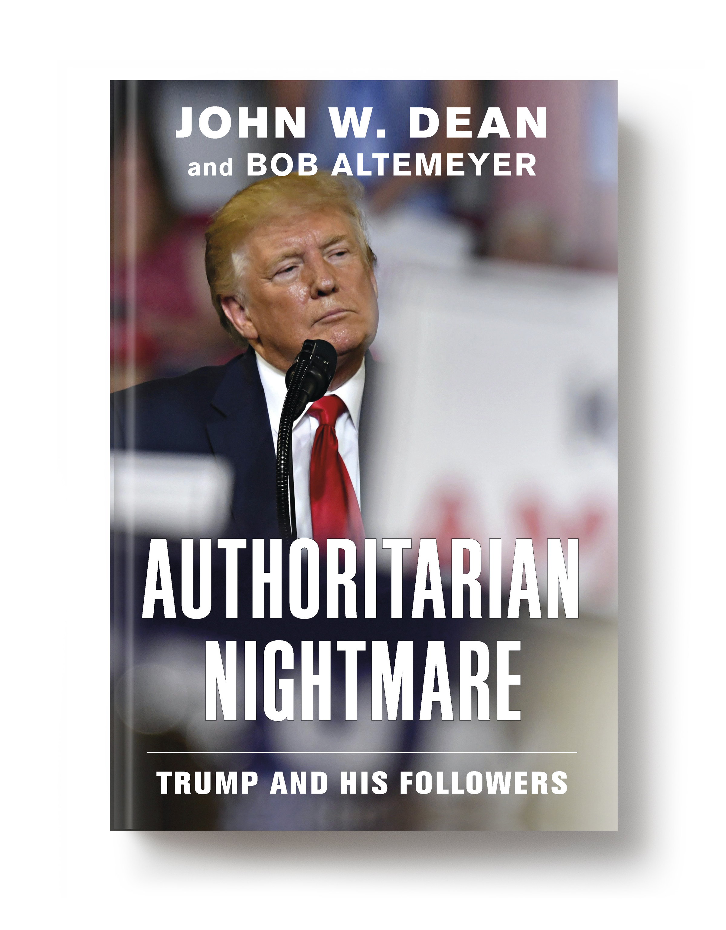 NYTimes tallies tsunami of Trump tomes; why John Dean's book Is different