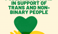 Writers and publishers stand in support of trans and non-binary people