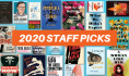 Melville House 2020 Staff Picks