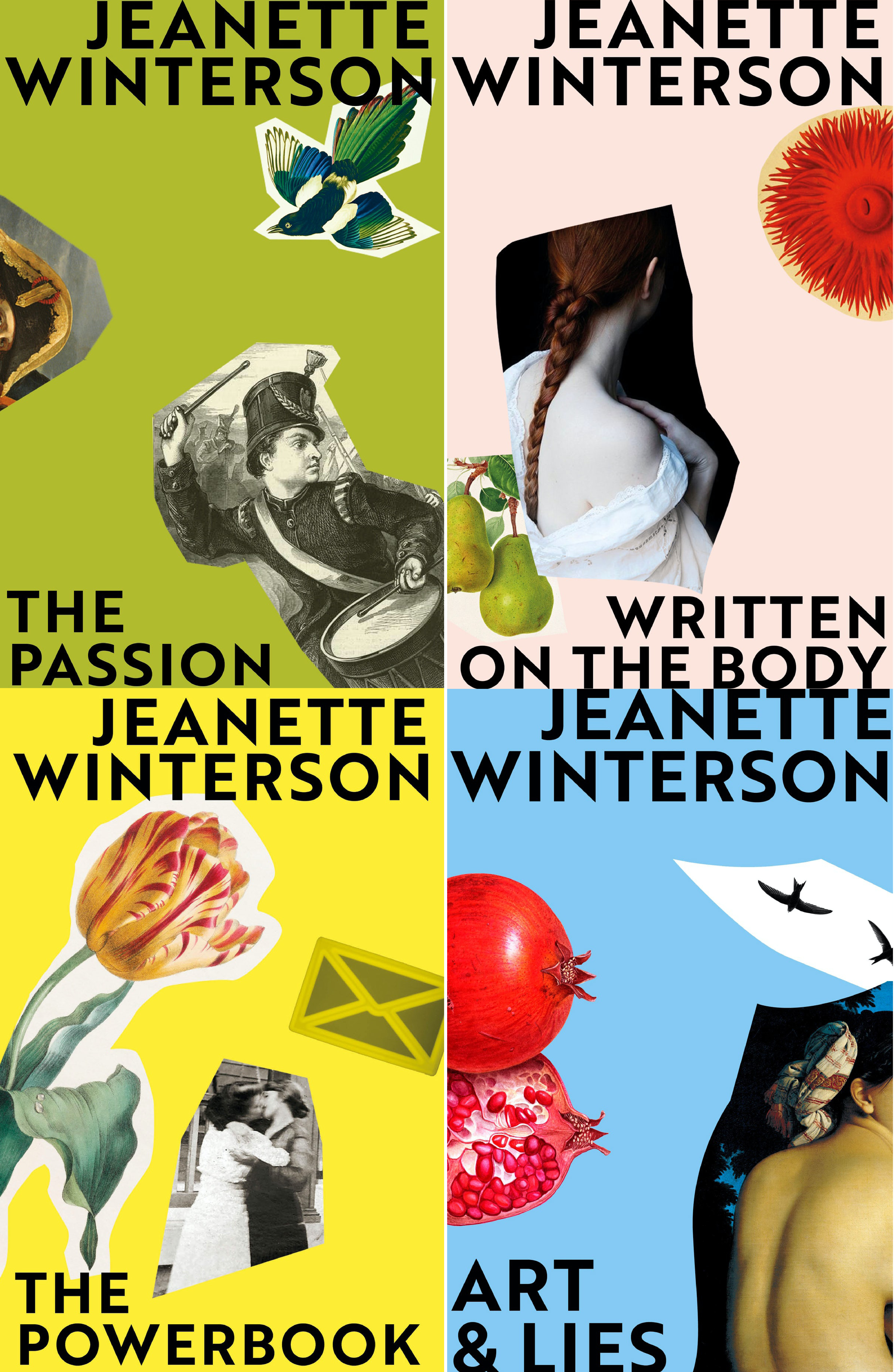 Protest or PR stunt? Jeanette Winterson burns her own books in anger over cover blurbs