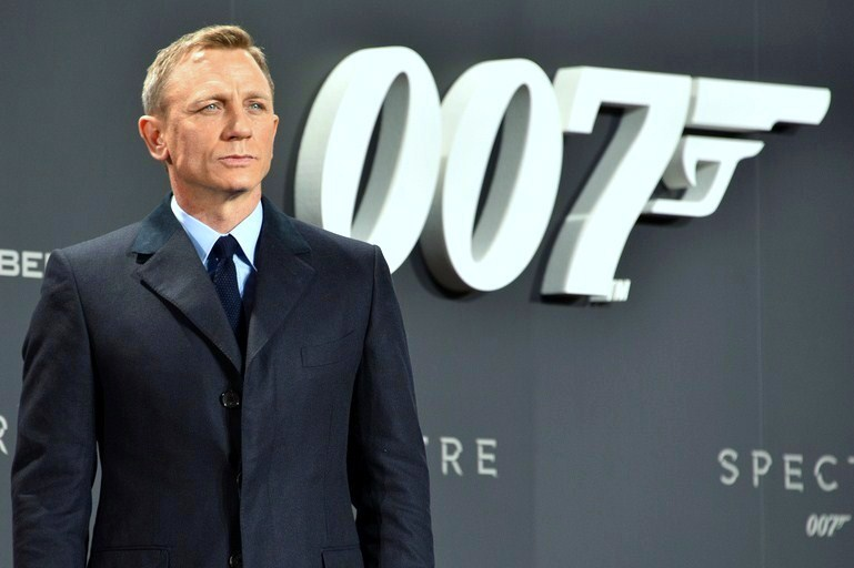 Bond returns to our screens in 2021 ... and our shelves in 2022